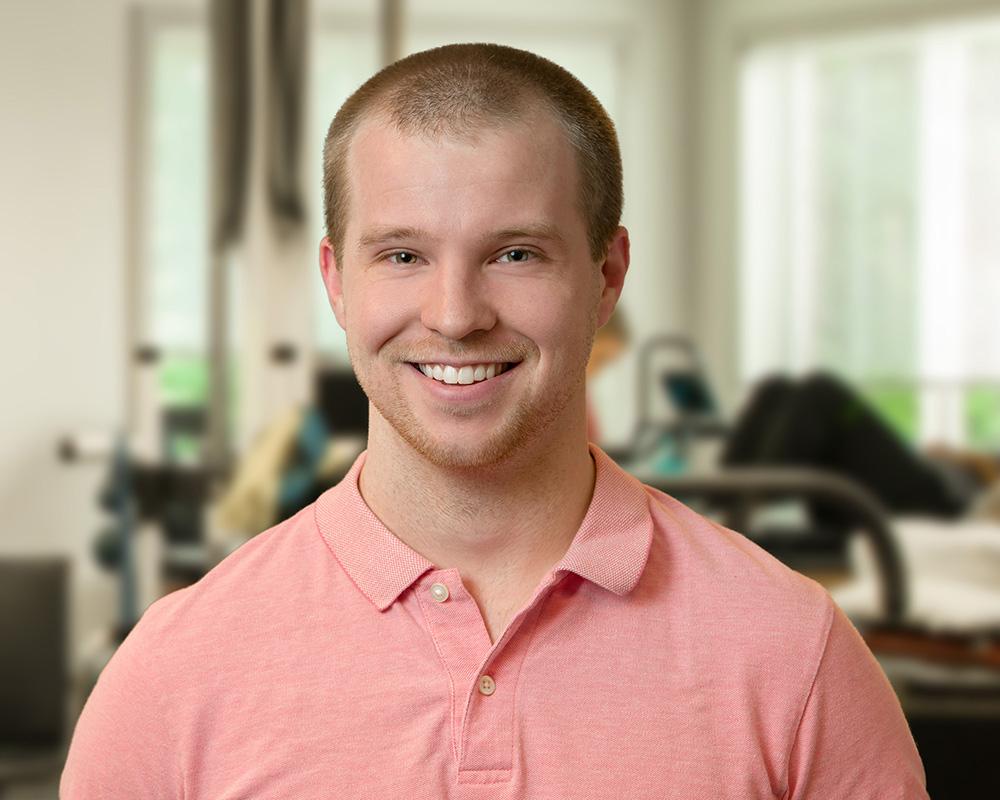 Lattimore Physical Therapist Brian Lang