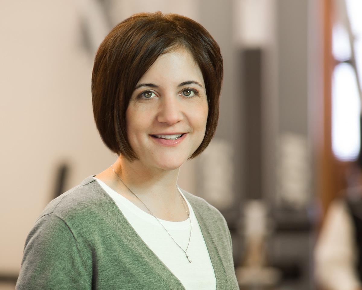 Lattimore Administrative Assistant Julie Dellario