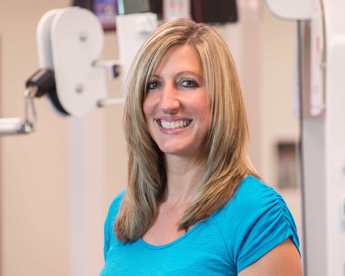 Lattimore Physical Therapist Assistant Paula Dehlinger