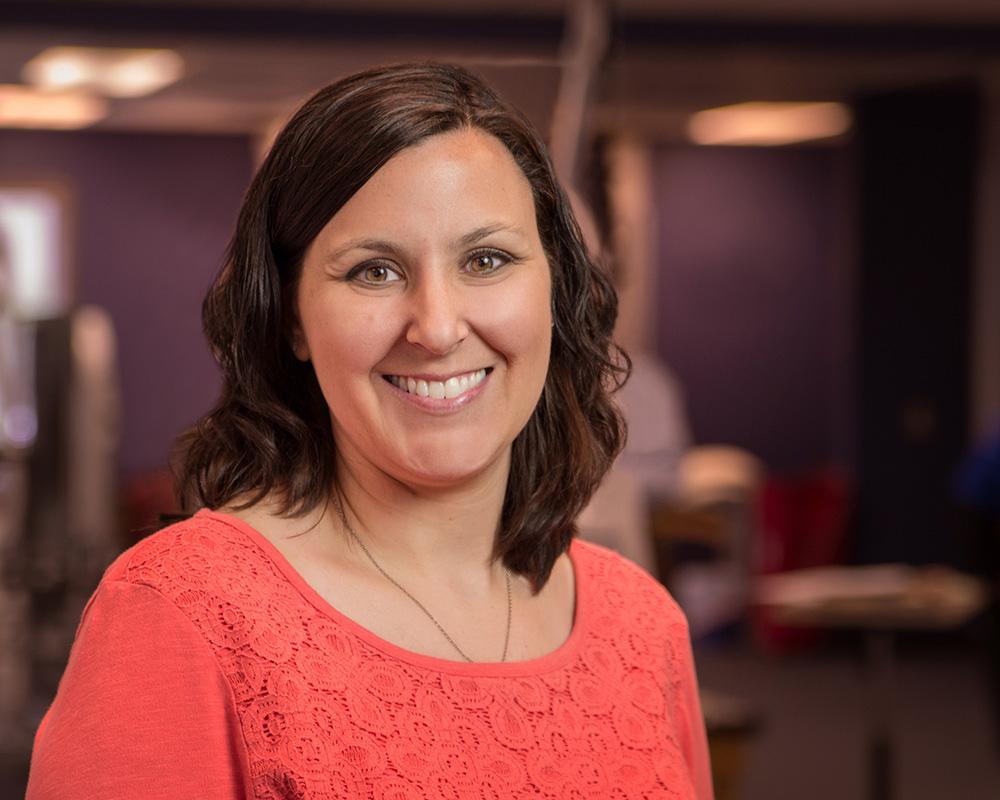 Lattimore Administrative Assistant Lisa Burns