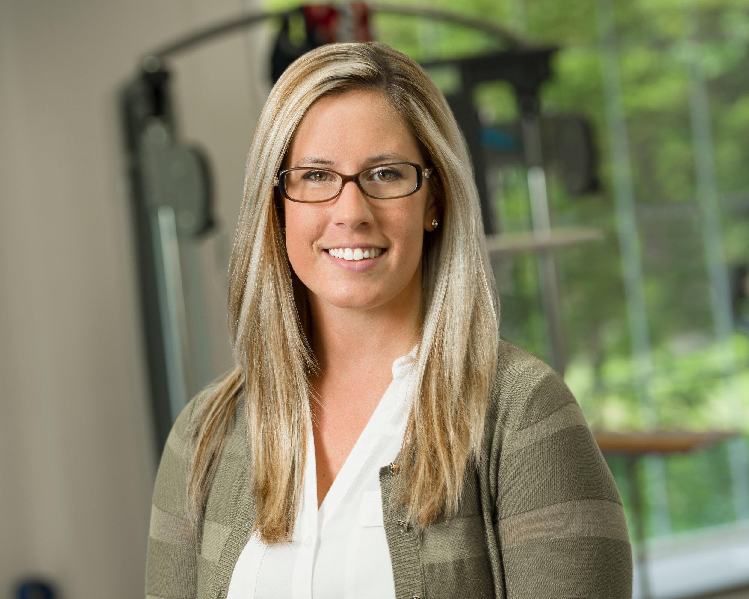Lattimore Physical Therapist Eileen Kurtenbach
