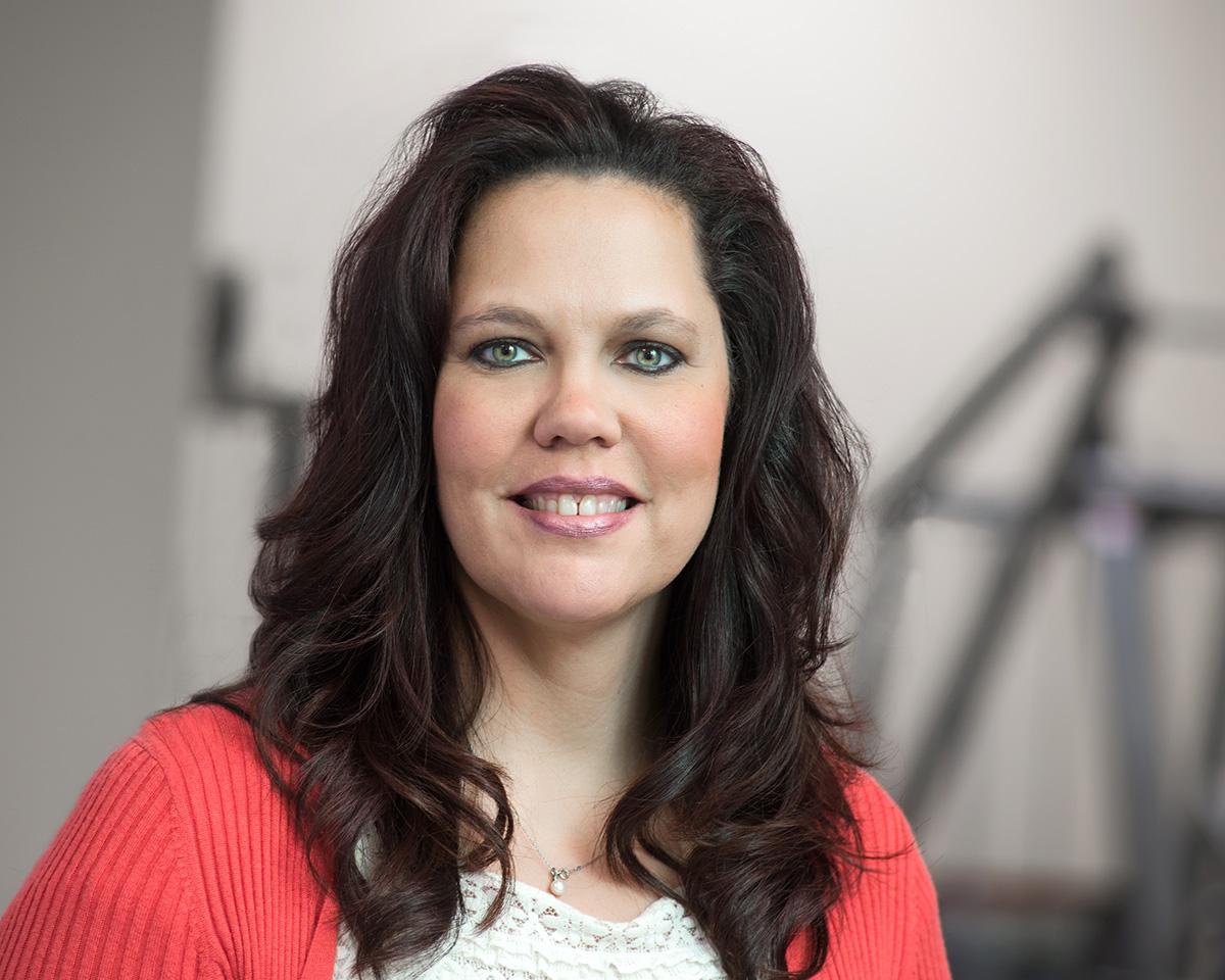 Lattimore Administrative Assistant Melissa Salgado