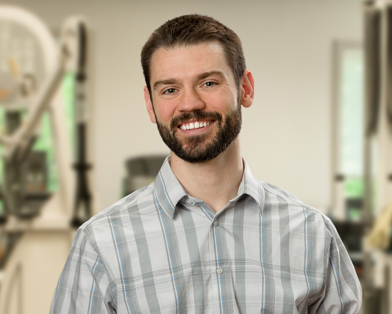 Lattimore Physical Therapist Shane Bucher
