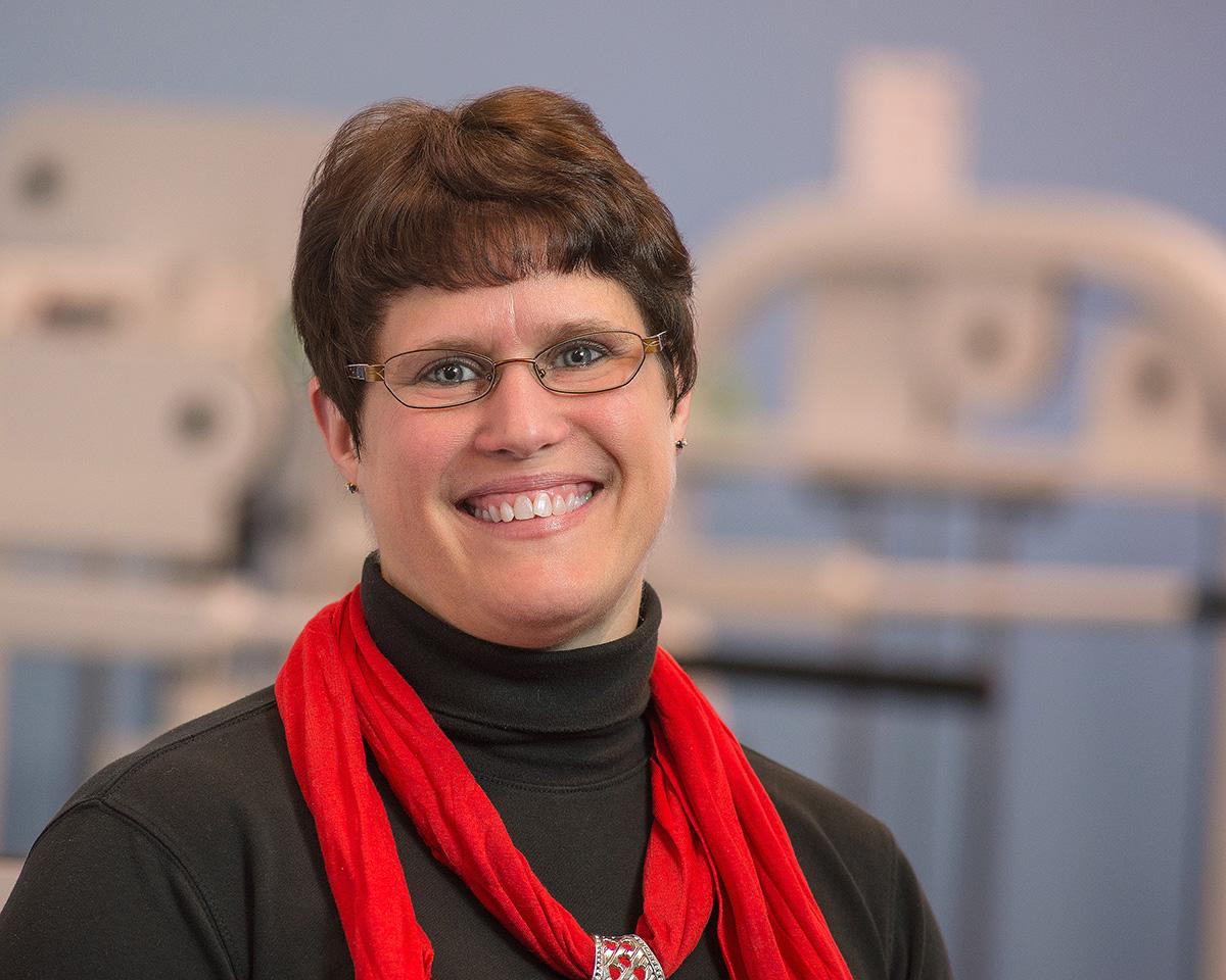 Lattimore Administrative Assistant Beckie Palmer