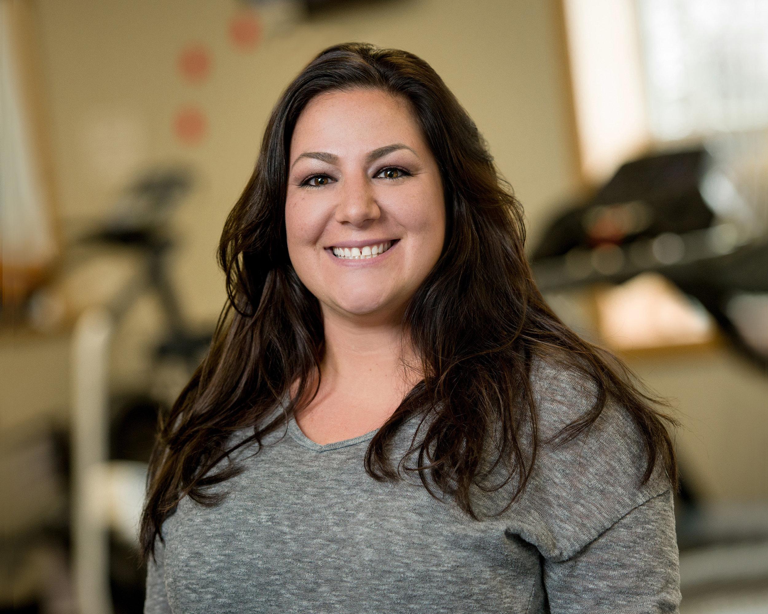Lattimore Administrative Assistant Angelina Pifer