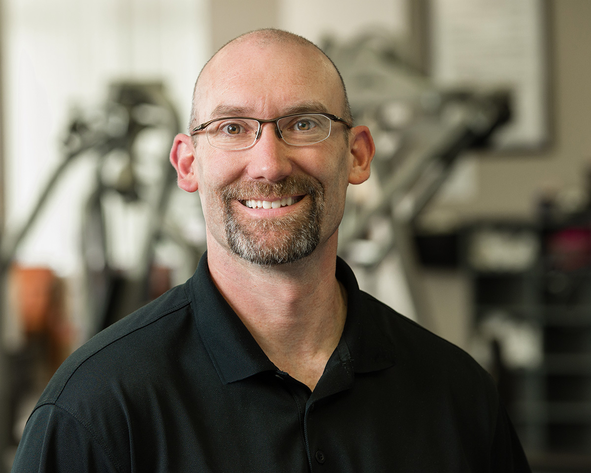 Lattimore Physical Therapist and co clinical director John Gerenski