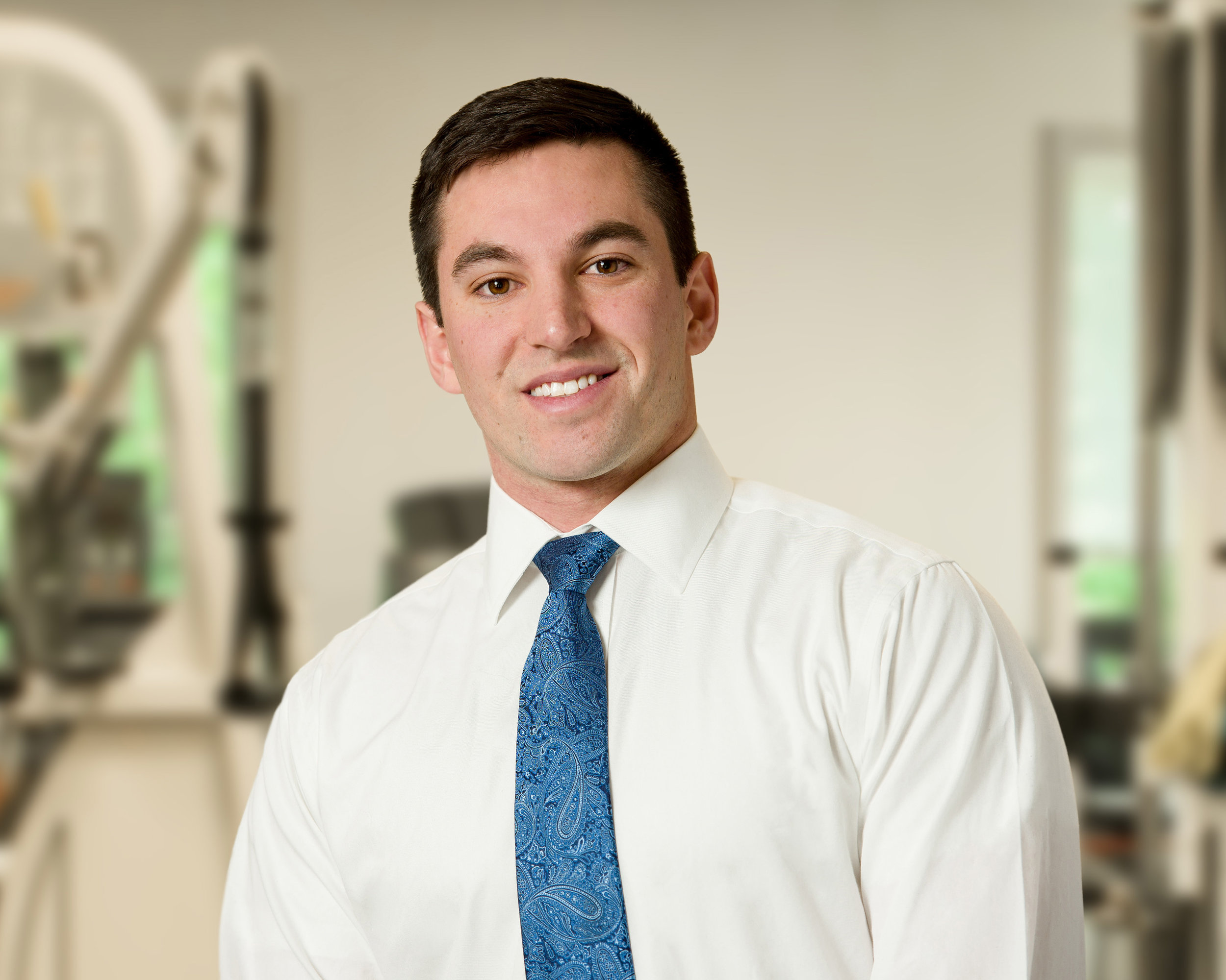Lattimore Physical Therapist Bryan Yehl