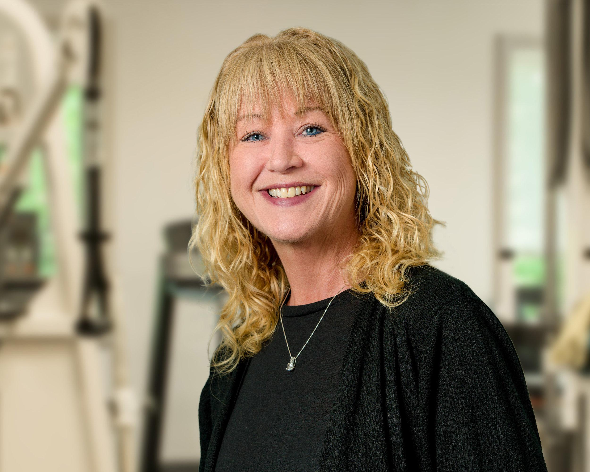Lattimore Administrative Assistant Brenda Whitney