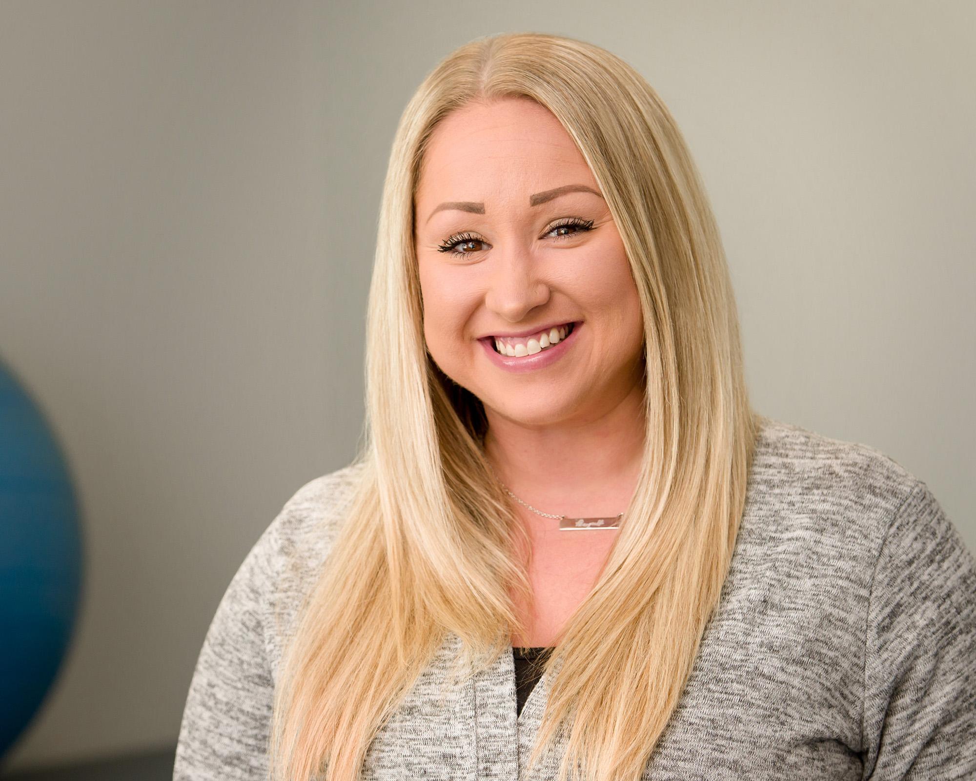 Lattimore Administrative Assistant Nikki Lancie