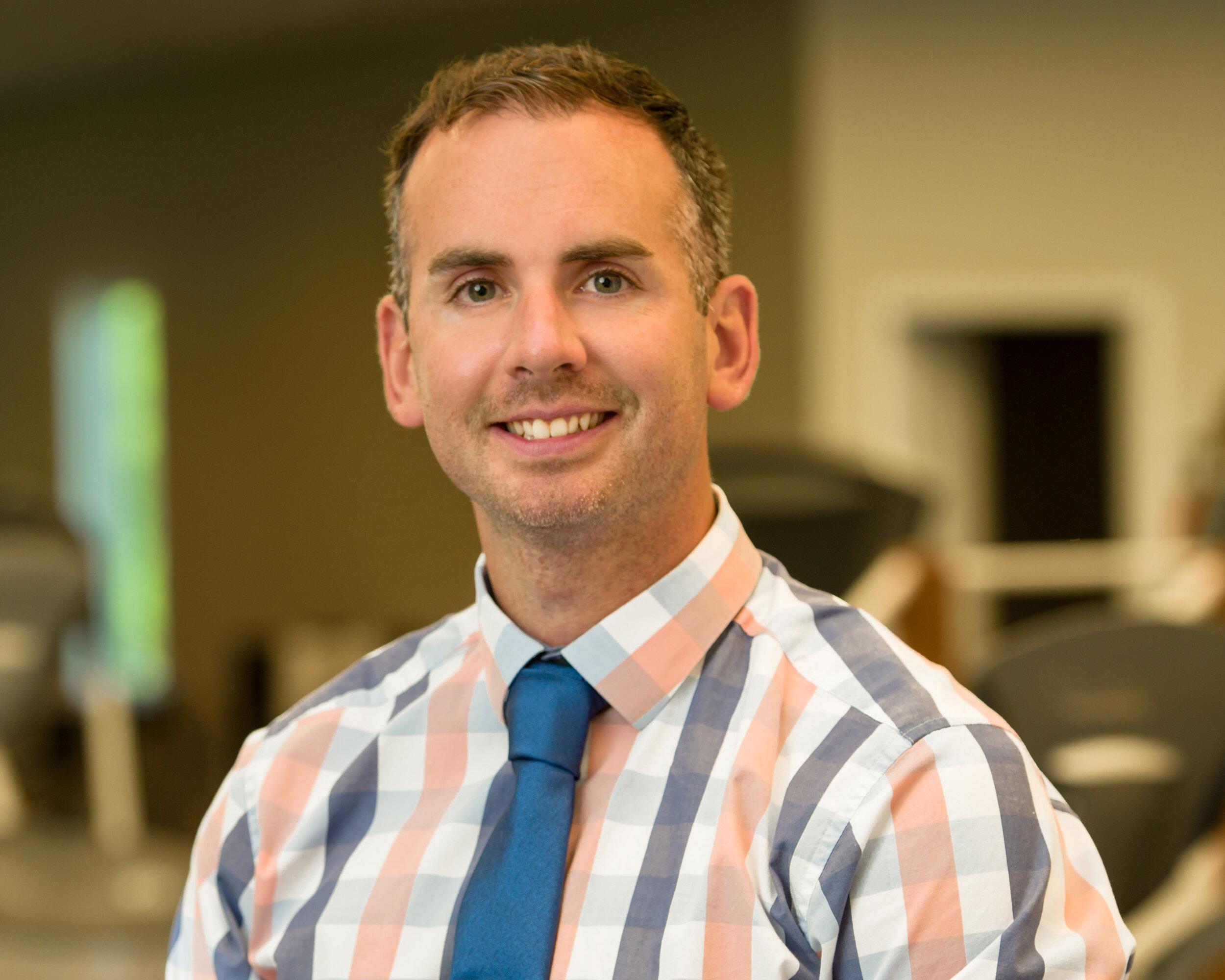 justin mcevoy - PT, DPT, Clinical Director