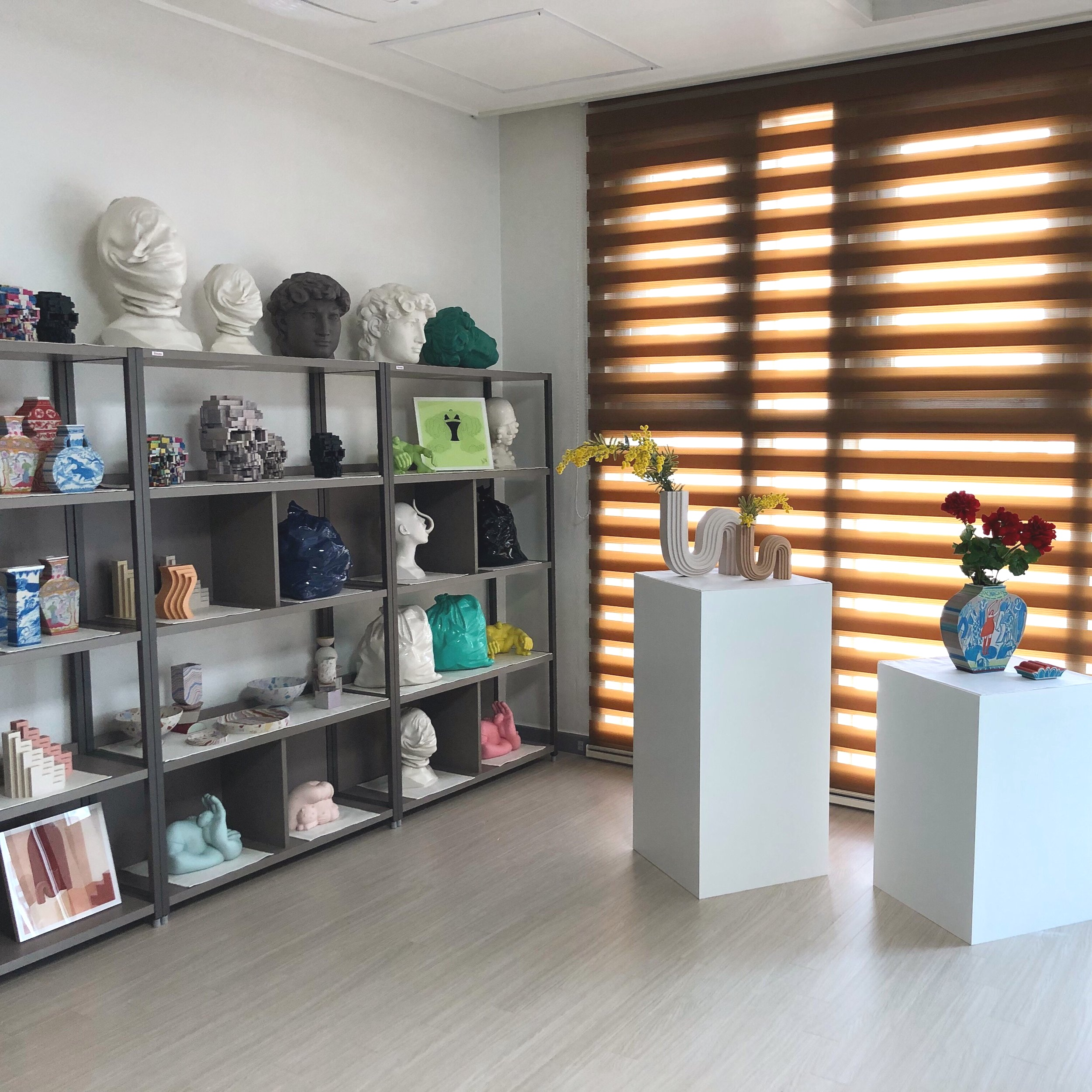 Showroom in Seoul, South Korea