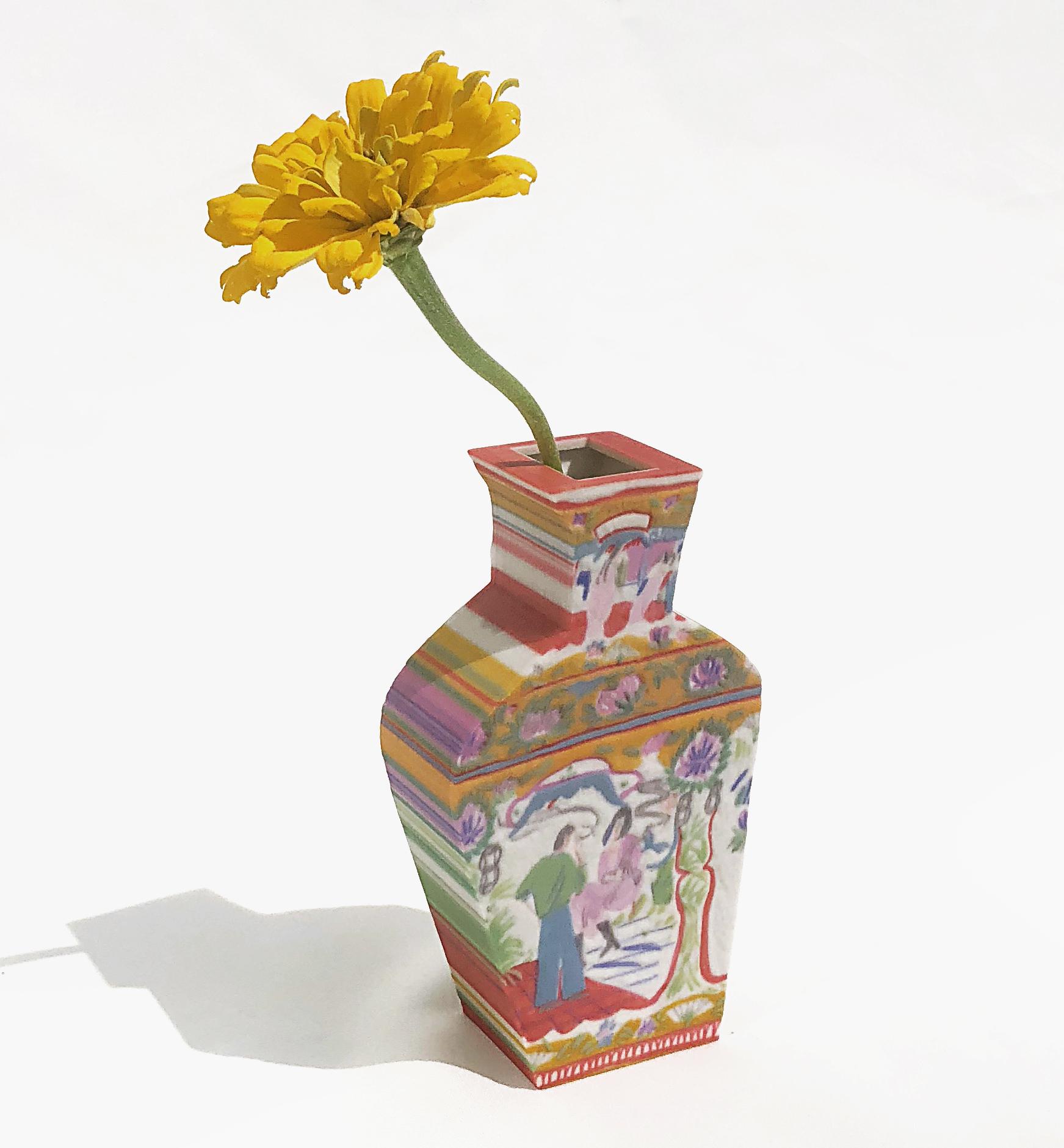 The Begonia Vase by Joey Yu
