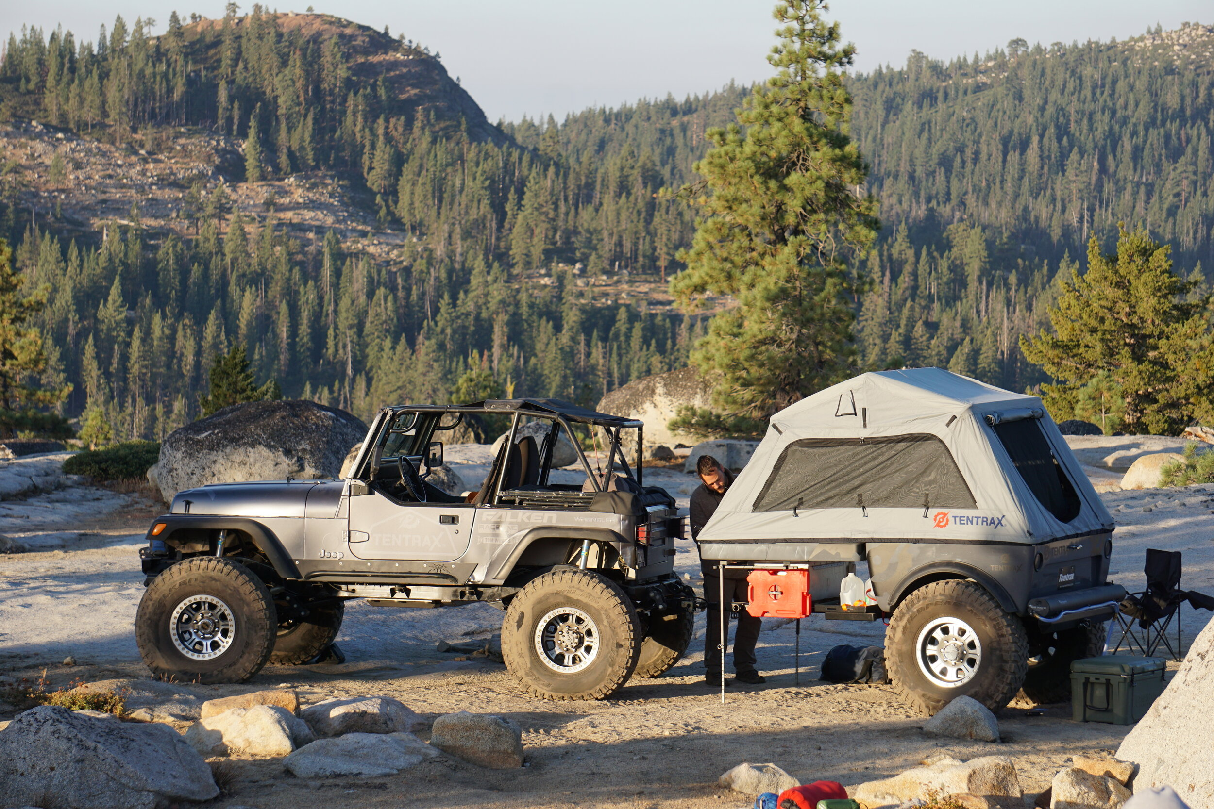 Tentrax Lightweight Compact Tough Offroad Tent Trailers Overland Trailers Off Road Camping Trailer Off Road Camper Jeep Trailer Camper Custom Camper Trailers Contact Us For A Custom Quote