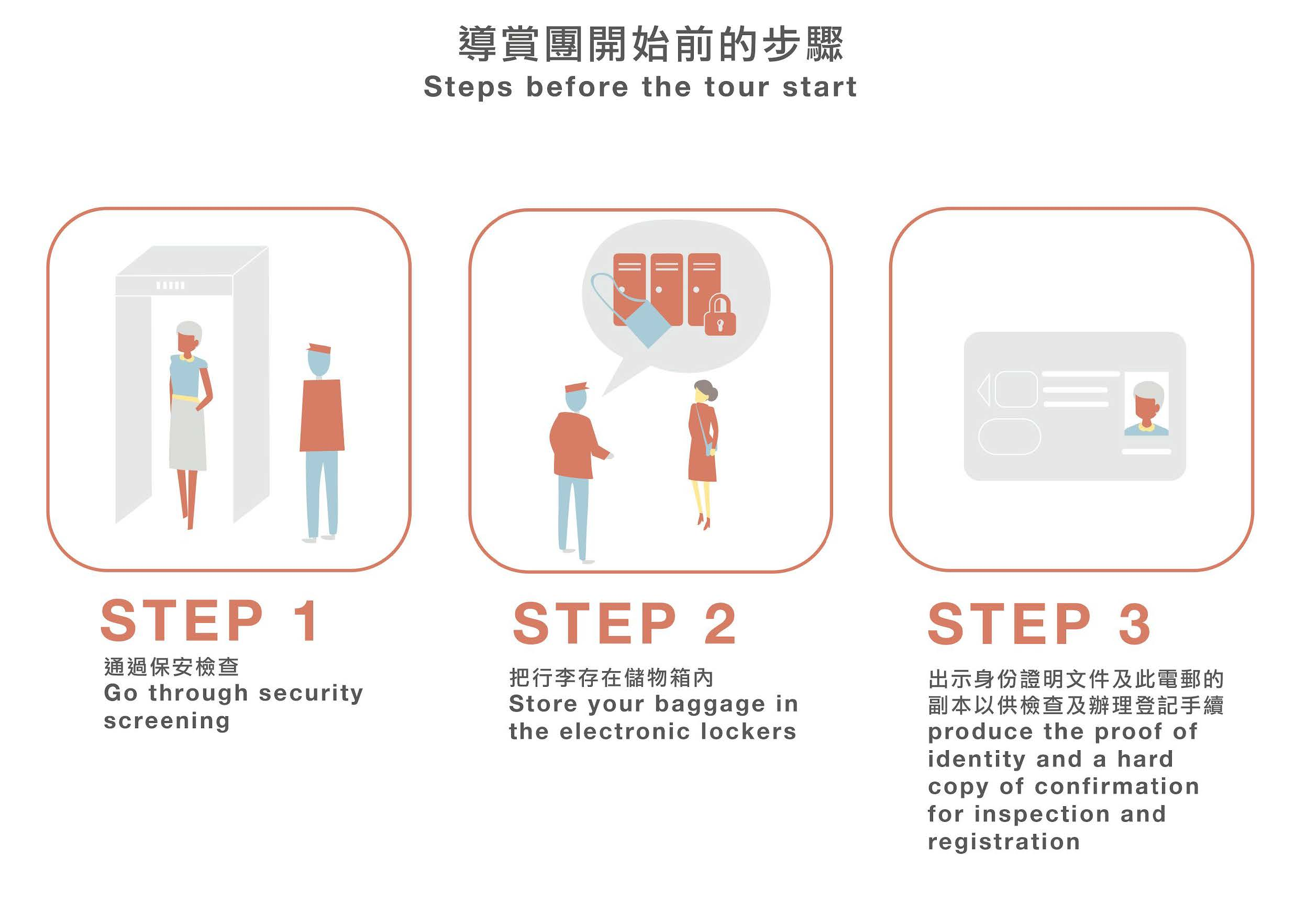 Enhancing Visitors' Experience at the LegCo Complex