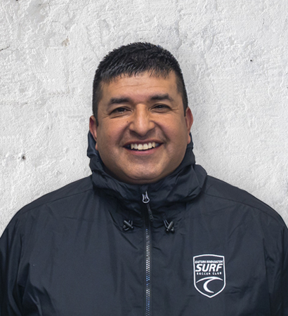 Executive Director Soccer Operations  Head Coach 2001 Girls  NSC Advance National  NSCAA GoalKeeper Diploma  Executive Director Soccer Operations EW Surf SC  PSPL Surf Academy Coach  Founder of Spokane Foxes Soccer Academy  28 Years Coaching experience