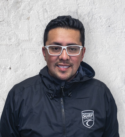 Head Coach of 2004 Boys Premier  FMF/ENDIT National License  FMF/ENDIT Secondary Technical Development License  NSCAA Level 5 License  LaLiga Formation Methodology Level 3  USC National License  Professional and Semi-Pro playing experience at CF Pachuca and RI Clubs  8 Years of Premier Coaching