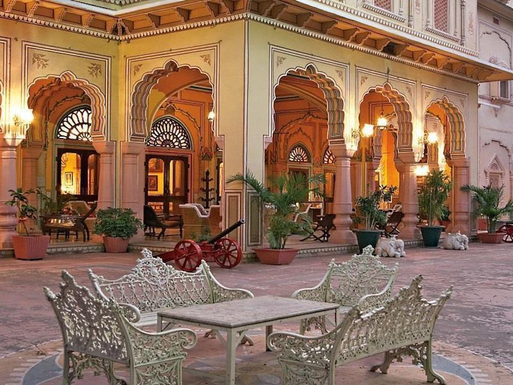 - Narain Niwas Palace