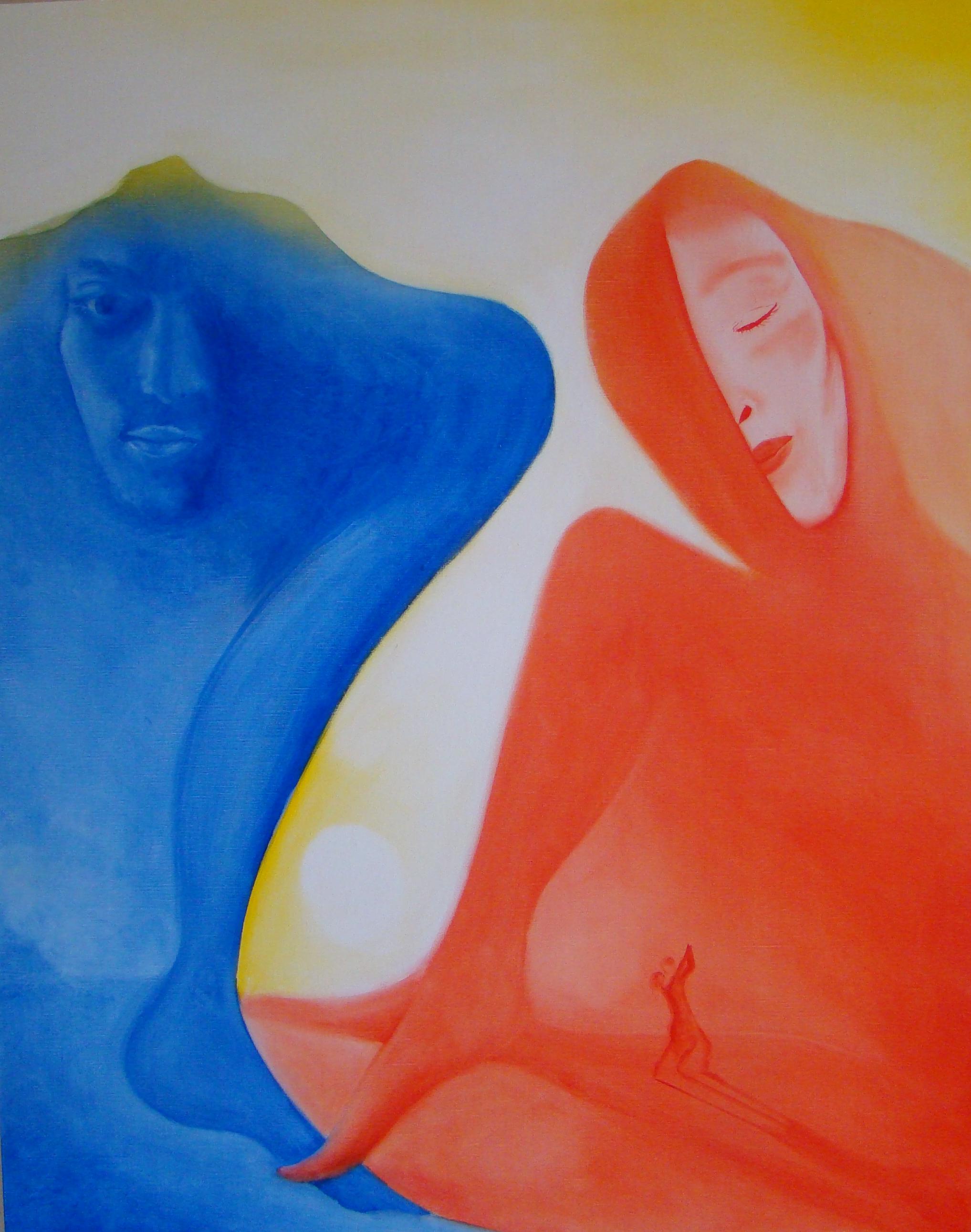 Couleur en mouvement - Le Mouvement en Couleur,La couleur en mouvementLa couleur dans sa vibration, la ligne dans son début et sa fin, se place dans un état éphémère comme la musique. Dépassement de la forme, dépassement de la ligne pour toucher ce qui est invisible en nous.Une création en collaboration avec des musiciens