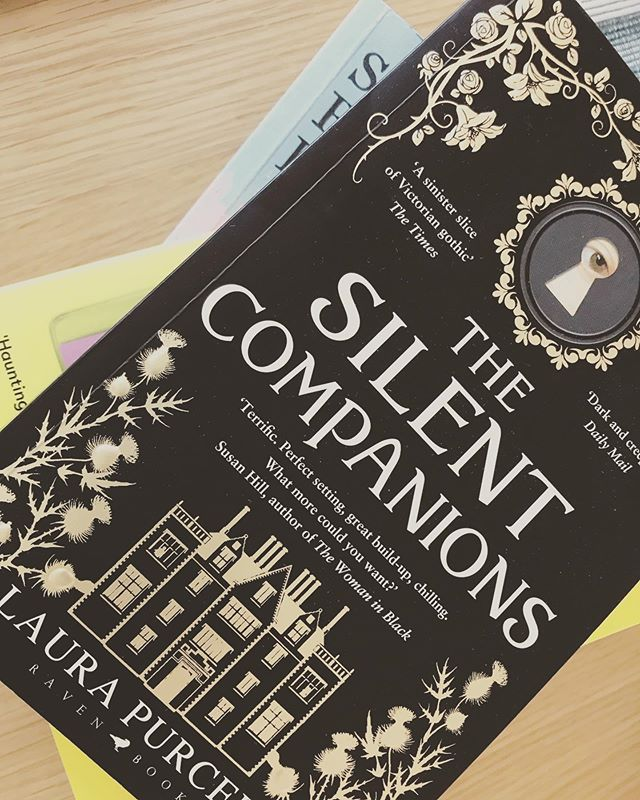 I have finally gotten back into reading and thus I have revived my old blog to review my latest reads 👍😂🙈 first up is The Silent Companions by Laura Purcell which is a Victorian horror story in a similar vein to The Woman in Black ❤️ review = link in bio #becauseofreading #bibliophile #bookaddict #bookclub #bookcommunity #bookfeature #bookgram #bookishlove #bookstagrammer #bookwormlife #featuredbooklovers #goodreads #epicreads #readingismagic #unitedbookstagram #booksbooksbooks #bookishfeature #bloggergirl #bloggerlife #bloggersgetsocial #savvyblogging #bloglovin #bookstagram #bookobsessed #bookishlove