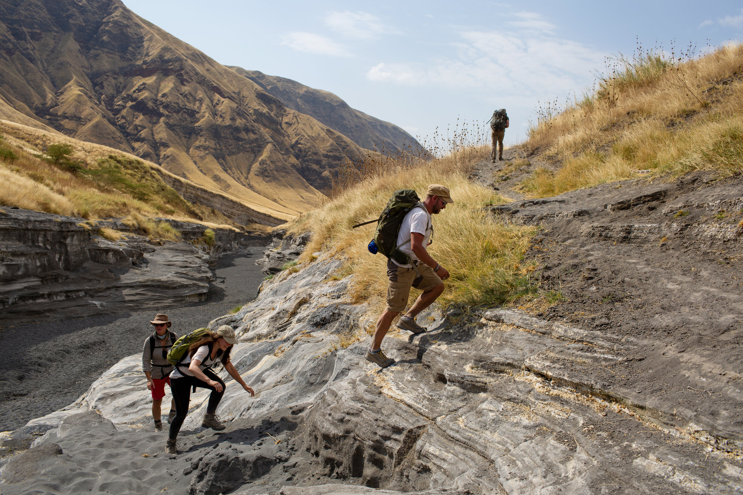 The Great Rift Valley Trek - The Most Dramatic Hike in East Africa… Empakai - NatronA 2 night trek combined with 2 nights at Lake Natron Camp