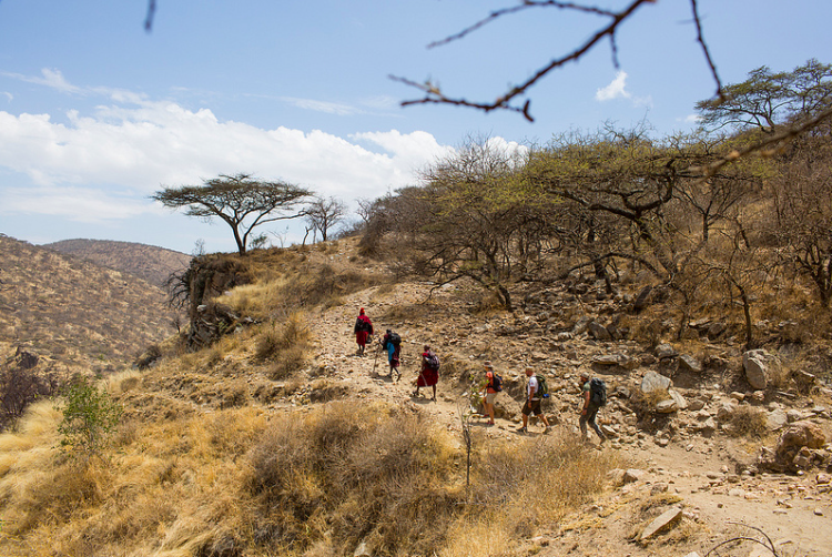 Walking in the Footsteps of Man - A journey back through evolution… Natron - OlduvaiA 2 night trek combined with 2 nights at Lake Natron Camp