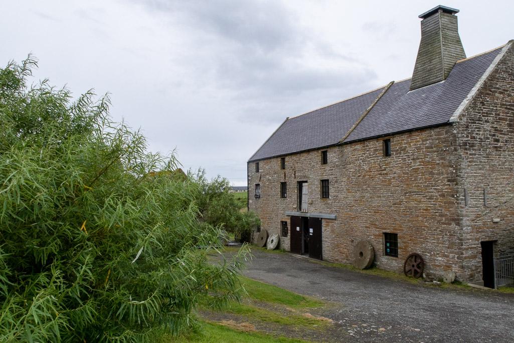 Barony Mill on Orkney