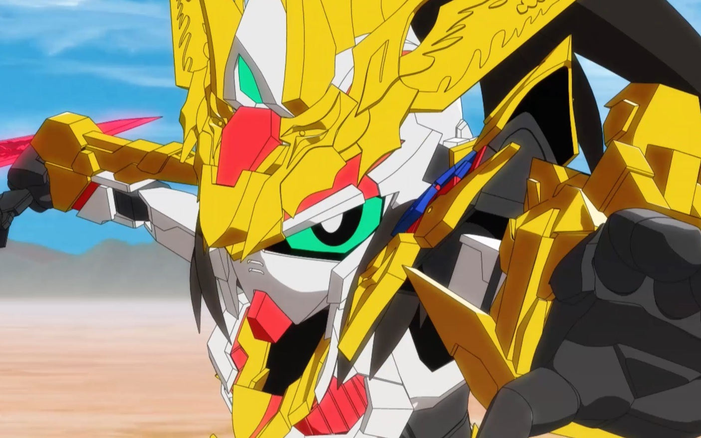 SD GUNDAM SPECIAL COURSE - Think smaller and cuter? This year we are introducing a special prize for any entry which uses the SD lineup of Gunpla Model Kits.