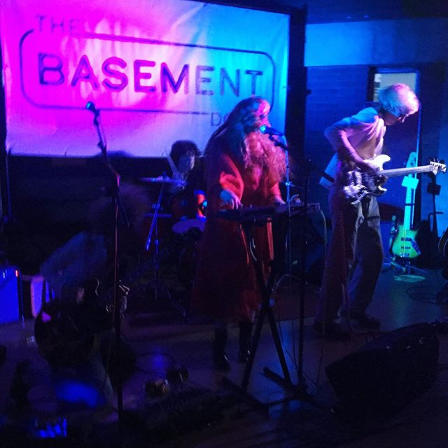 Another pic from @thebasementdoor last Friday - Come and see us at @heathstock2019 on the 17th. Under 18s are allowed in and tickets are only £4 so no excuses