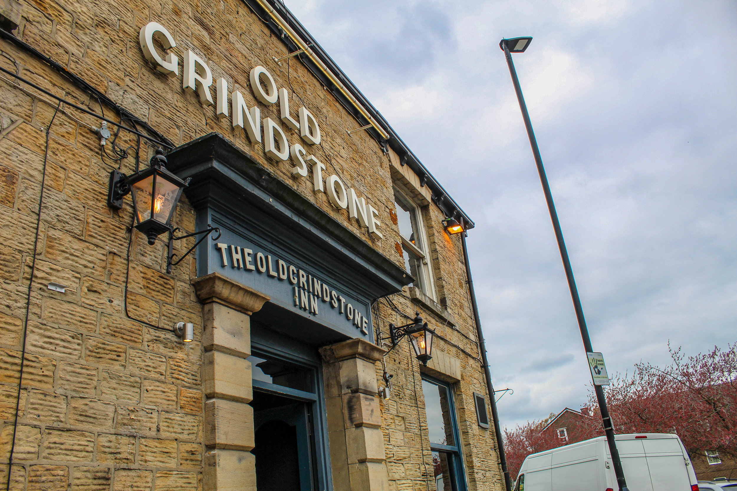 old grindstone - (Food Served Daily)3 Crookes, Sheffield S10 1UA
