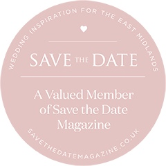 save the date wedding planner Nottinghamshire