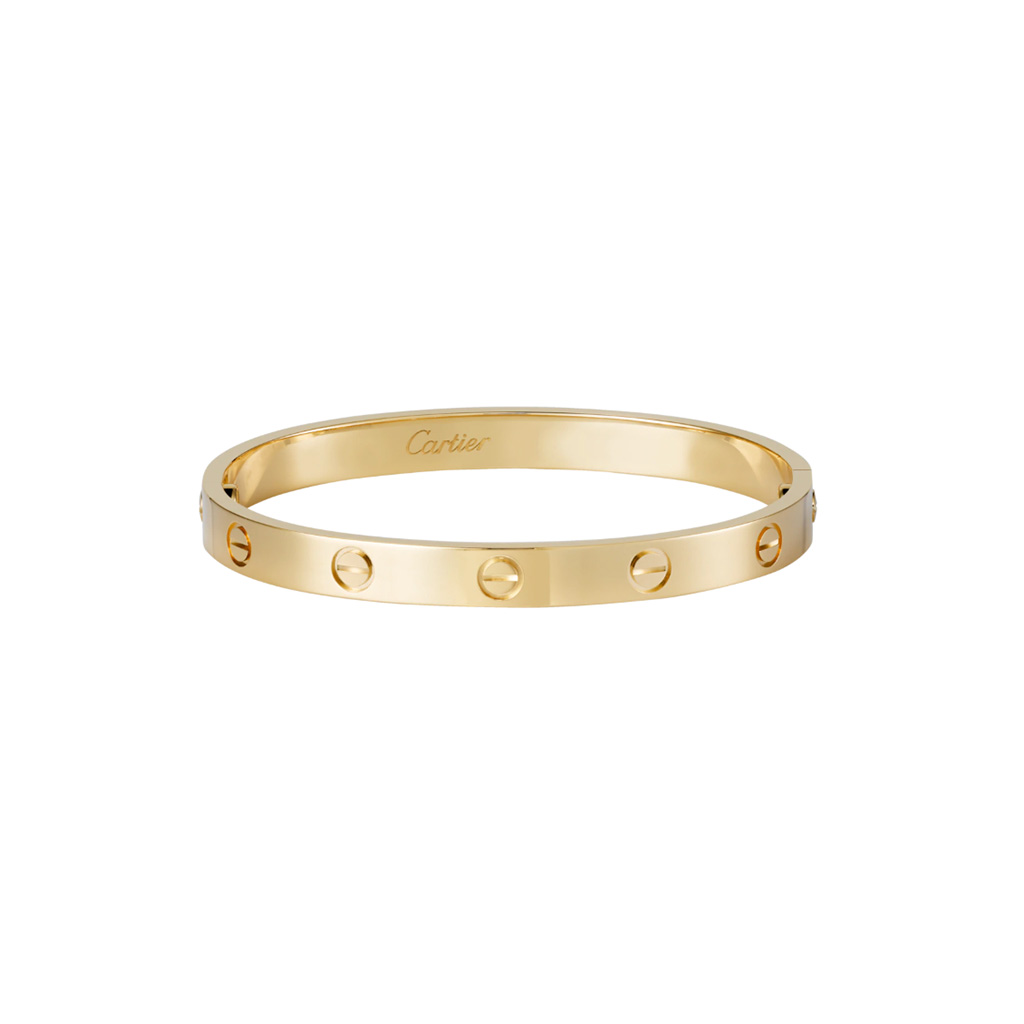 Cartier Love Bracelet   Buy online     here.