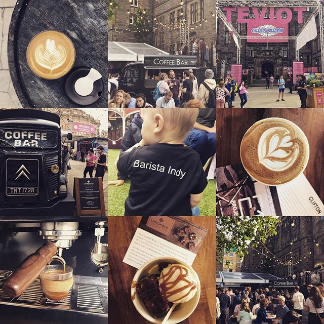 Edinburgh Fringe 2019 you absolutely rocked!! Thank you so much to all the lovely customers who visited us over the last month & to @teviot.gildedgarden for having us. The biggest thanks however, goes to these 6 awesome humans who pulled shots, served brownies & smiled like it was an Olympic sport. We honestly couldn't have done it without you #teamlinton . . . #edinburghfringe #fringe #specialtycoffee #coffeevan #barista #baristasuperstar #whereisjack #coupleswhobaristatogetherstaytogether