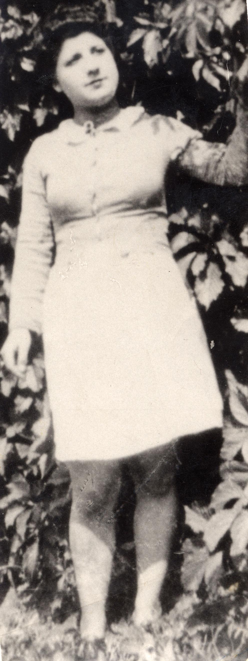 Photographie de Françoise, Kadosch, Saint-Fons