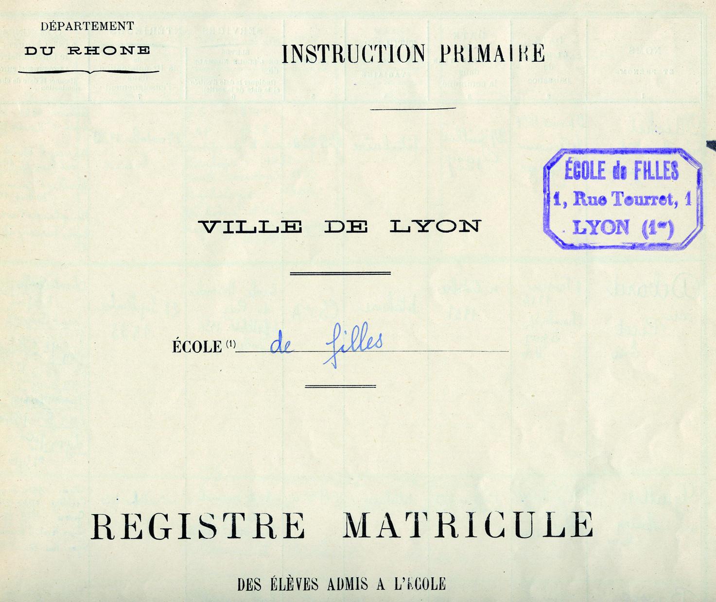 Famille Doisneau / Lyon
