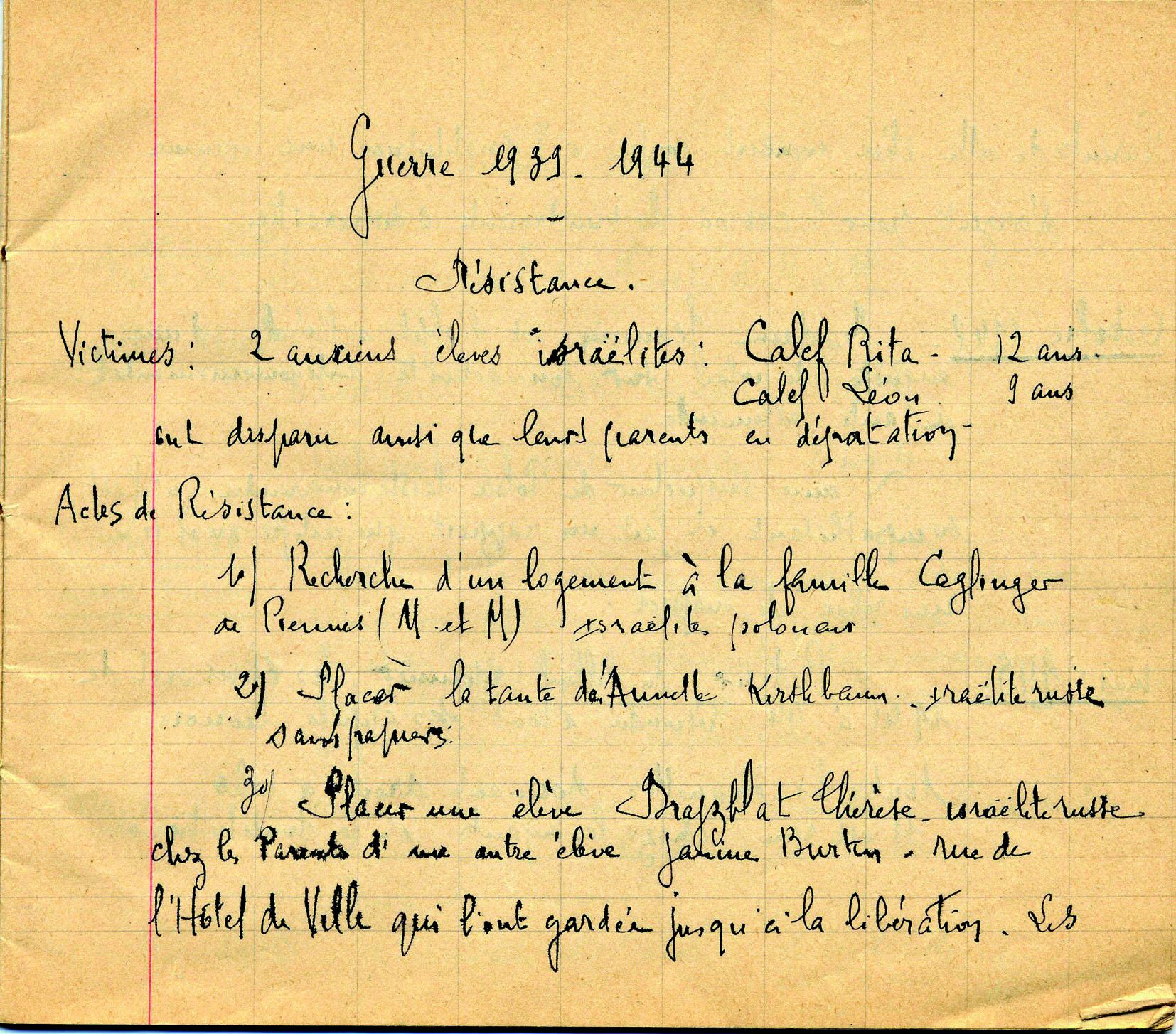 Carnet Historique - Meissonier / partie 2