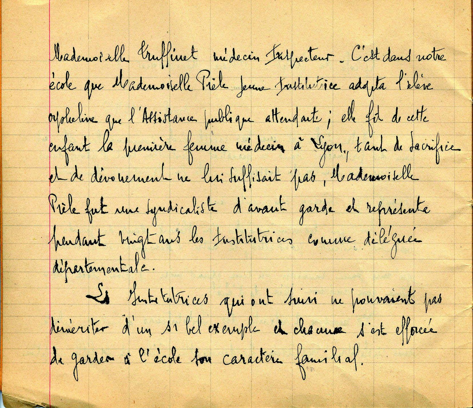 Carnet Historique - Meissonier / partie 5