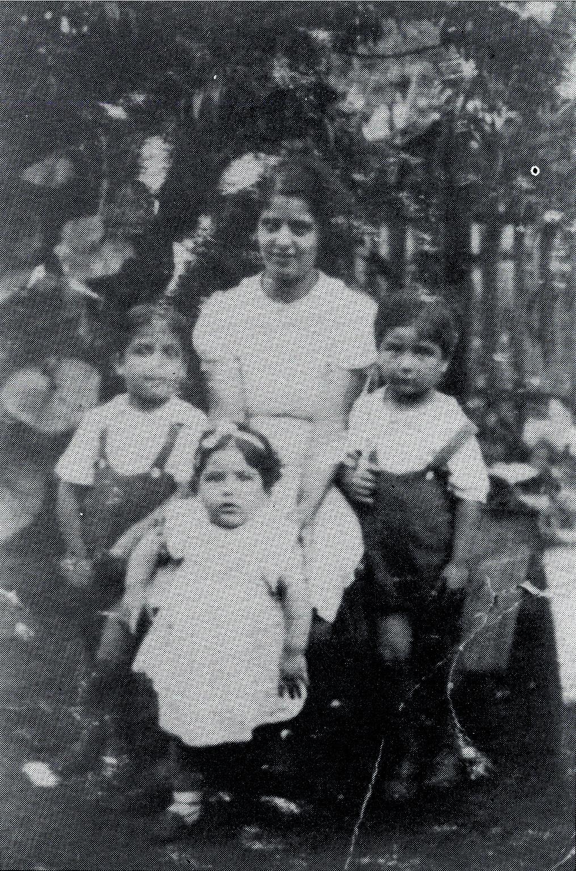 Famille Abergel / Saint-Fons
