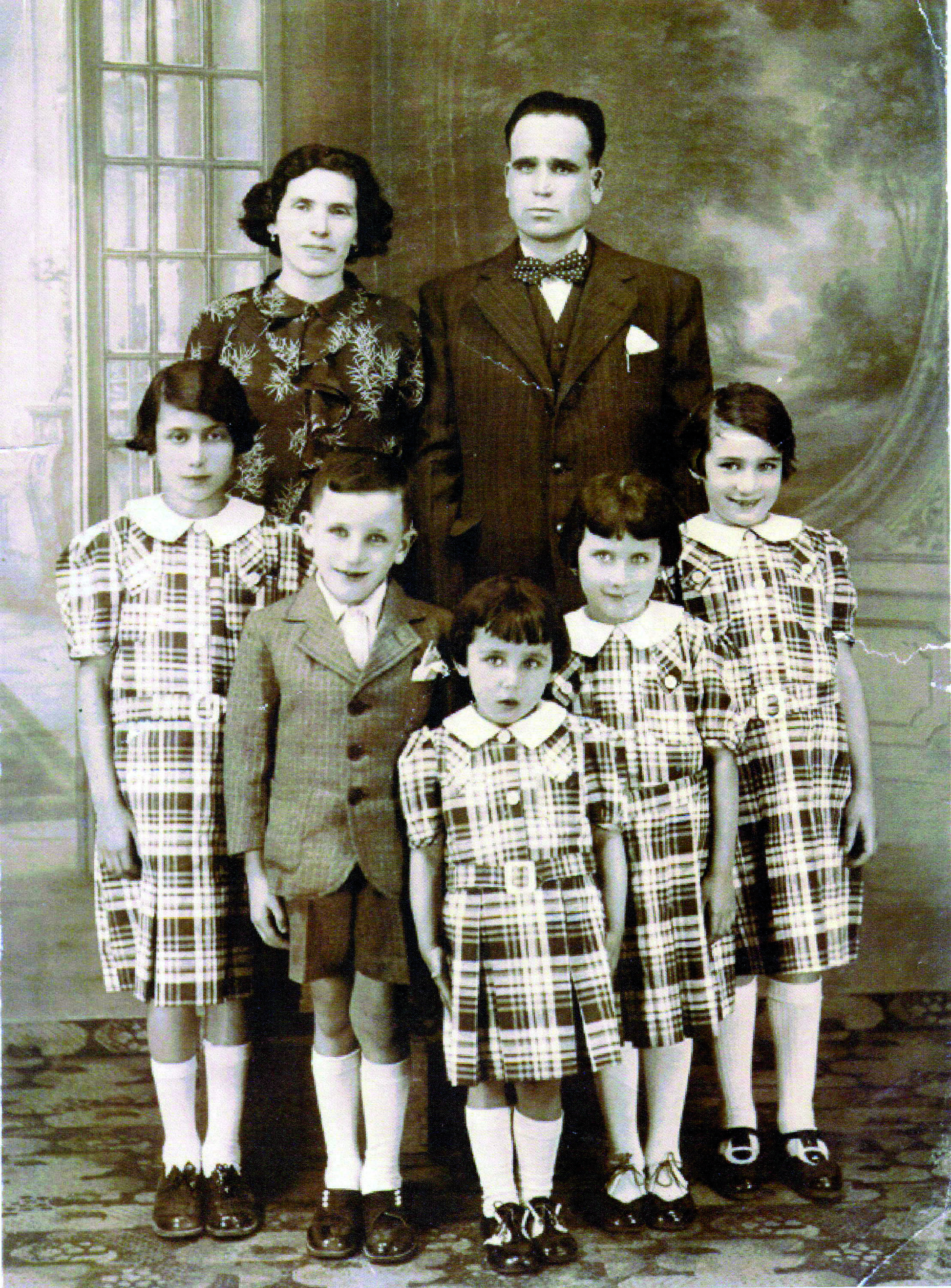 Famille Amouyal / Saint-Fons