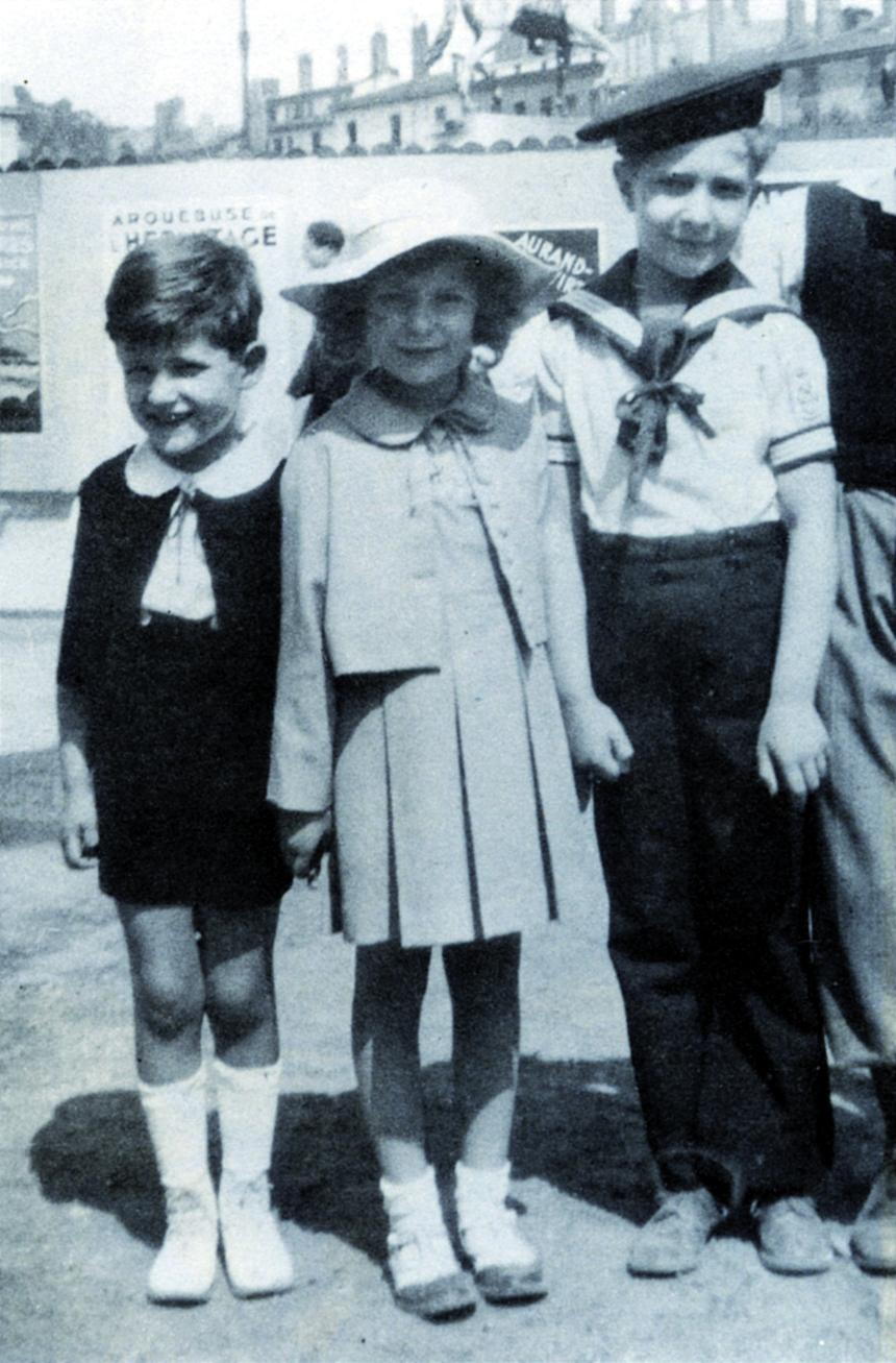 Famille Goldschmidt / Lyon