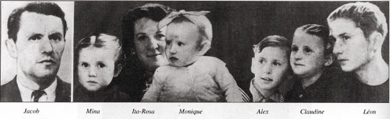 Famille Halaunbrenner / Lyon