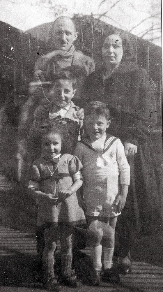 Famille Halimi / Lyon