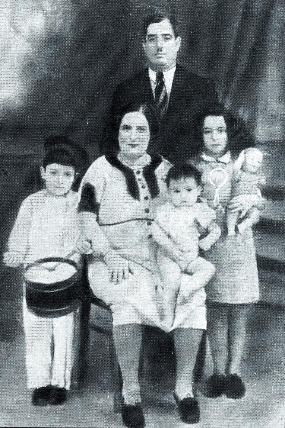 Famille Kadosh / Saint-Fons