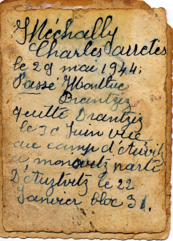 Famille Mechally / Saint-Fons