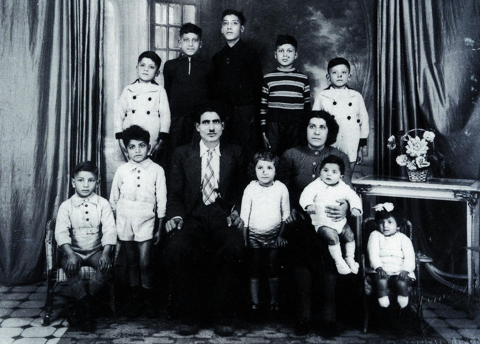 Famille Touitou / Lyon