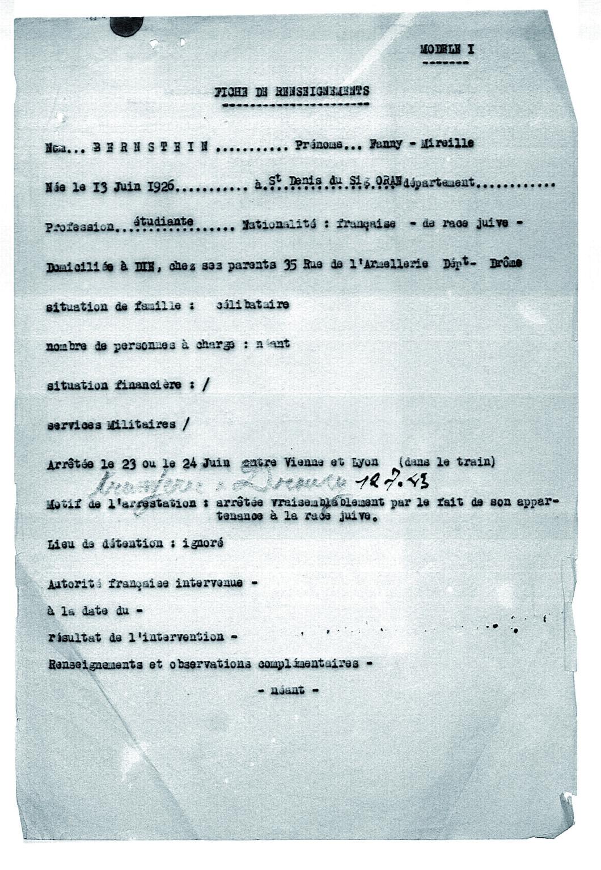 Bernstein / Lyon