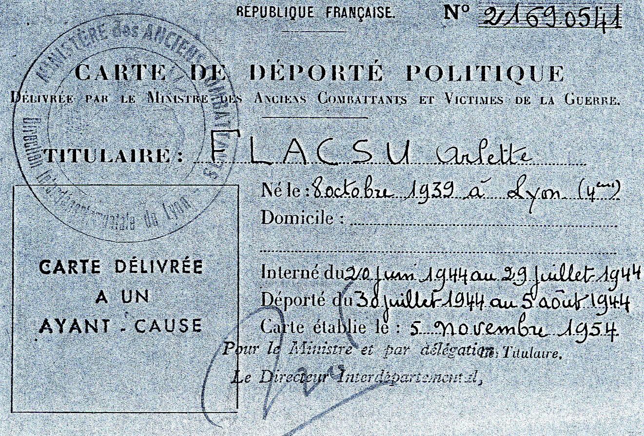 Flacsu / Lyon