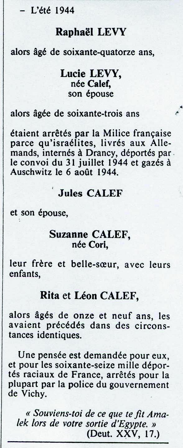 Calef (Presse)