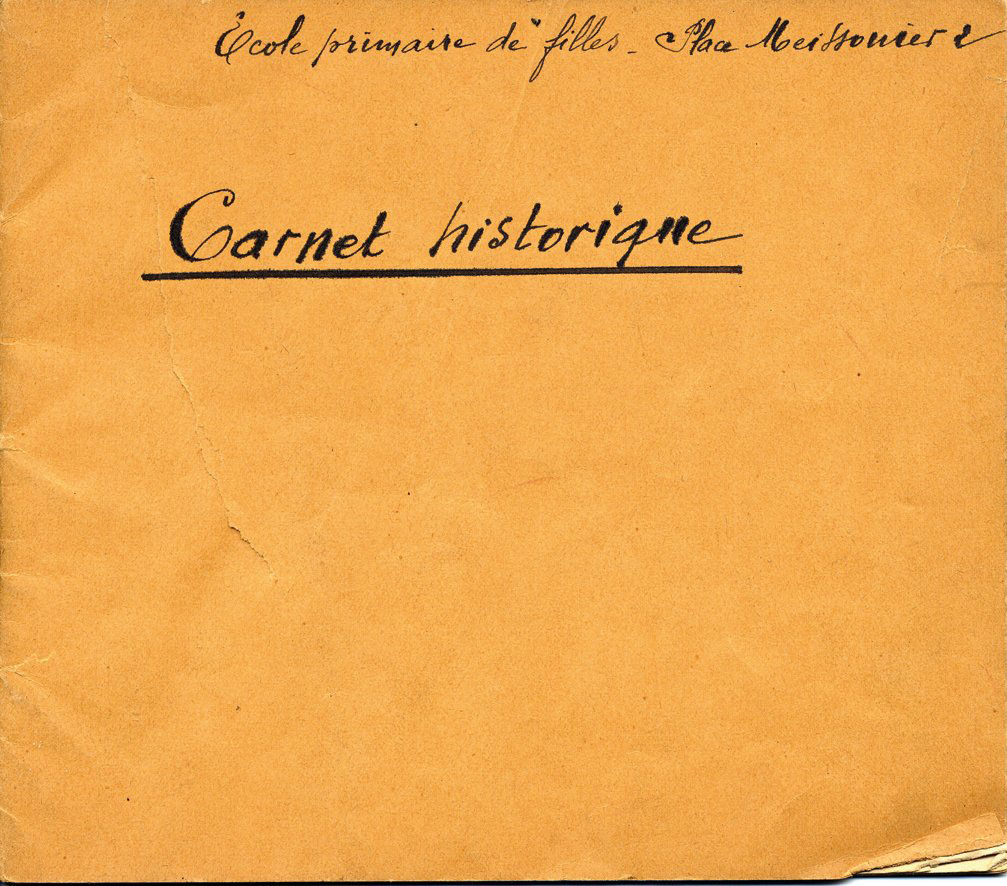 Meissonier-1 (Carnet)
