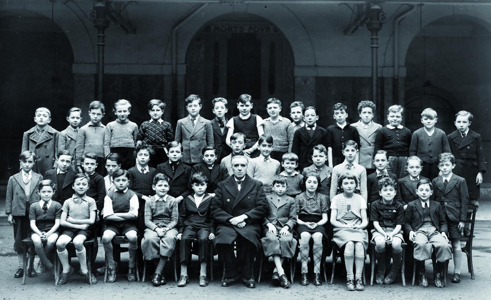 Emir-+-Goldschmidt-01 (Photo de classe) 1939