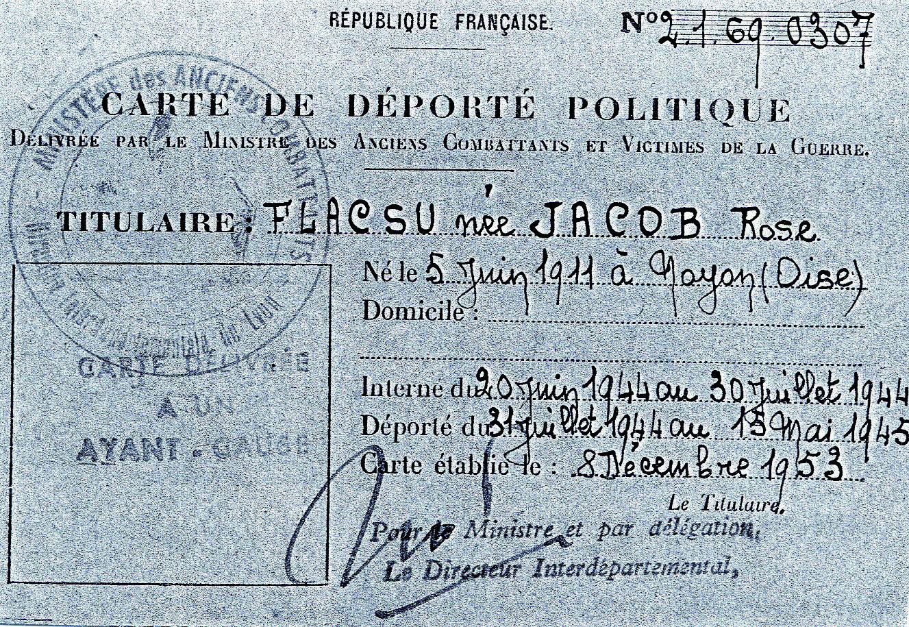 Flacsu-5 (Document officiel)